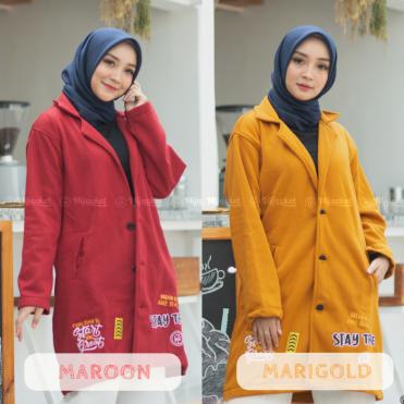 102 Model Jaket Perempuan 2019 HD